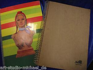 Zwei Fan-Alben Brigitte Bardot, Artikel, Fotos, Ausschnitte usw