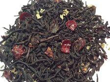 Pomegranate Rosehip Black Loose Leaf Tea 4oz 1/4 lb