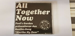 Fool's Garden All Together Now Beatles Song Promo CD