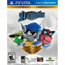 The Sly Collection PlayStation Vita For Ps Vita 2E