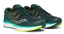 Saucony Liberty ISO 2 Size US 9 M (D) EU 42.5 Men's Running Shoes Green S20510-3
