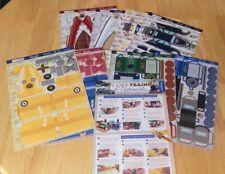 Hunkydory Planes, Trains & Automobiles 3D model card kits