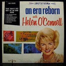 Helen O' Connell - An Era Reborn LP VG+ SC 1045 Stereo Vinyl 1960 Record