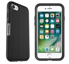 OtterBox Strada Royale Leather Case Cover For Apple iPhone 7/8 - Onyx Black
