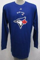 Toronto Blue Jays Men's Big & Tall Long Sleeve Critical Shirt MLB Size XLT-3XL