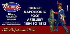 Francese Napoleonico Artiglieria a PIEDI 1804 - 1812-VICTRIX Miniatures