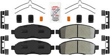 Disc Brake Pad Set-4WD Front Autopartsource ASD1083