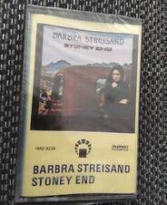 Barbara Streisand STONEY END Cassette Tape NEW SEALED