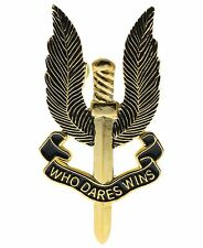 Special Air Service SAS Hat or Lapel Pin H16099D46