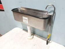 """"""" Nemco Food Equipment """" Stainless Steel Wall Mounted Ice Cream Scoop Well"""