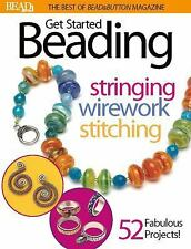 Get Started Beading (Best of Bead & Button Magazine), , 0871162199, Book, Good
