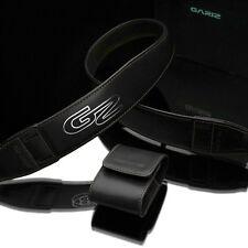 Gariz Black Leather Neck Strap XS-DSLBK Sony NEX Olympus Fuji Canon Lumix Leica