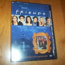 The Best of Friends Season 1 One TV Classic Comedy 5 Top Episodes NEW & SEALED