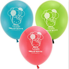 Hello Kitty12 inch Helium Quality Latex Balloons (6 Pack) - 40946