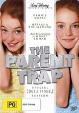 The Parent Trap (DVD) - Dennis Quaid, Lindsay Lohan - Family Movie