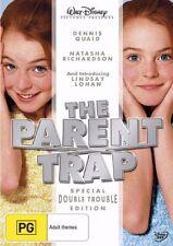 The Parent Trap DVD NEW Region 4 Lindsay Lohan