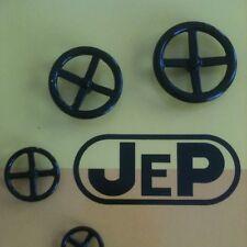 Volant 25mm pour voitures JEP 7387: Renault coupé de 30cm & 7485