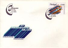 Portugal 1982 Anniv of EEC SG 1867 FDC
