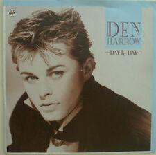 """7"""" 1987 Italo DISCOTECA! il Harrow: Day by Day/VG + + \"""
