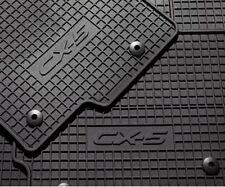 Original Gummi -Fußmatten Mazda CX5  KD45-V0-351B