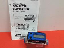 GPI - Model S050N - Industrial Grade, Electronic Digital Meter - UNUSED