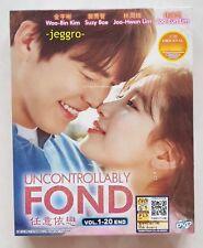 Korean Drama DVD Uncontrollably Fond (2016) GOOD ENG SUB All Region FREE SHIPPIN