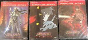Soultaker, Vol. 3: Blood Betrayal Plus bonus Volumes New/sealed