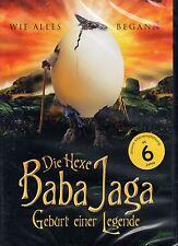 La strega Baba Jaga-nascita di una leggenda-DVD parte 5-commedia Dresda-NUOVO