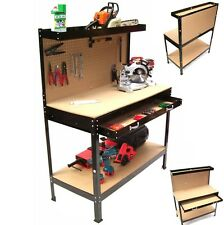 06060 Etabli 1150 rangement tiroir atelier panneau outil machine outillage brico