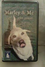 Marley and Me: John Grogan: Unabridged Cassette Narr. Johnny Heller (B7)
