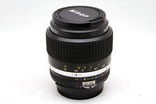 Nikon NIKKOR 35mm f/1.4 Ai-S AiS Wide Angle Manual Focus Lens * Excellent *
