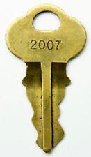 Motorola Radio Nucleus Paging System Key #2007