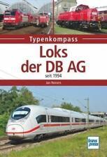 Loks der DB AG seit 1994 Typenkompass von Jan Reiners (2015, Taschenbuch)