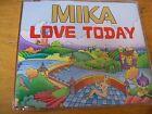 MIKA LOVE TODAY CD SINGOLO SIGILLATO MAXI SINGLE