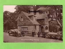 Silent Pool Cottage Albury Nr Guildford Motor Car unused RP pc Ref B204