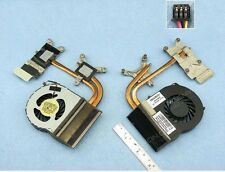 NEW cooler For HP Envy 17 17-1000 series cooling Heatsink with Fan 633075-001