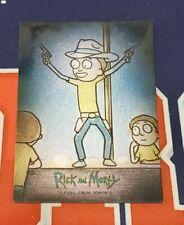 Rick and Morty Season 3 Artist Sketch Card 1/1 - Huy Truong