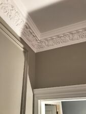Plaster Coving. Large Acanthus C23. Hand Made 3m lengths. Delivery Available.