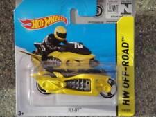 Hot Wheels 2014 #119/250 SURVOL jaune HW Hors-Piste Lot H NEUF FONTE 2014