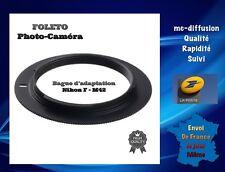 Bague D'adaptation M42 Vers Nikon F