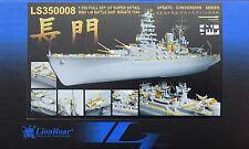 LION ROAR® LS350008 Big Detail Set for Hasegawa® Kit IJN Nagato 1944 in 1:350