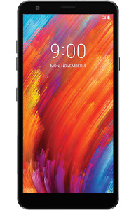 LG Tribute Royal LMX320PM - 16GB - Gray (Boost Mobile) A Unlocked
