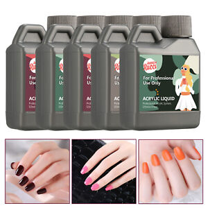 120ML Acrylic Liquid Monomer Professional Nail Art False Nail Extension System