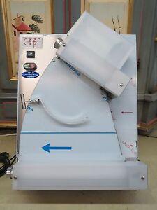 GGF Teigausroller Teigausrollmaschine Pizzaausroller Pizzapresse 40cm Neu