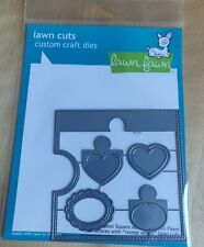 Lawn Fawn Reveal Wheel Square add on dies