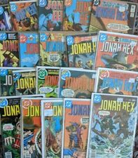 Jonah Hex 20 Issue Lot Bronze Age 6 9 12 16 19 22 24 26 28 30 48 50 51 52 57 +++