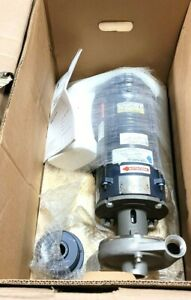 """NEW PRICE 2 HP CENTRIFUGAL PUMP 1-1/4"""" X 1"""" 4.94"""" IMPELLER 90 GPM CD100SS"""