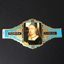 Grande Bague Cigare Florida H. Memling Cigar Band Bauchbinden Sigarenbanden