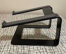 New listing Mingo Aluminum MacBook Stand Dock Riser Holder for Laptop Tablets 13'' 15'' 17''