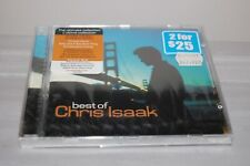 New: CHRIS ISAAK - The Best Of - Ultimate Collection (18 Songs) CD